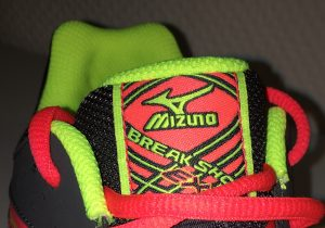 Mizuno Break shot ex clay fransen Tennisschuhe