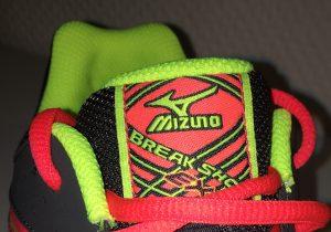 Mizuno Break shot ex clay fransen Tennisschuhe