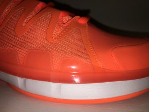 Nike zoom vapor Sandplatz tennisschuhe werden durch die xdr technologie extrem haltbar