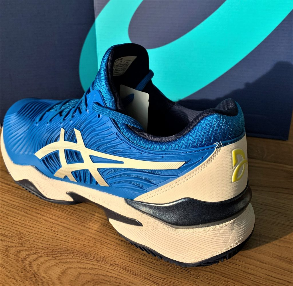 Der Asics Court FF 2 Clay im Test
