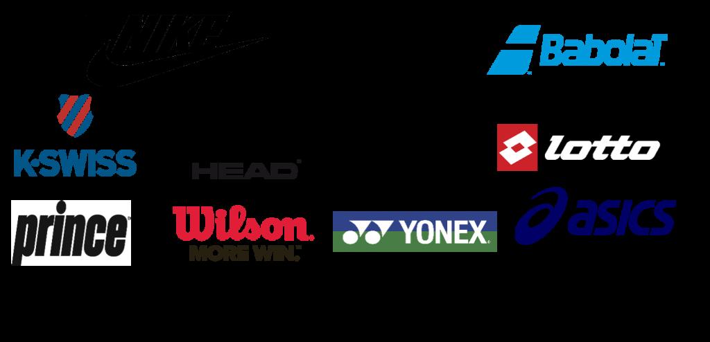 Tennisschuhe Marken im Test: Nike, Adidas, Babolat, K Swiss, Head, Diadora, Lotto, Prince, Wilson, Yonex und Asics